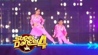 Super Dancer 4 New Promo   Super Guru Vartika Aur Sanchit Ne Lagayi Stage Par Aag