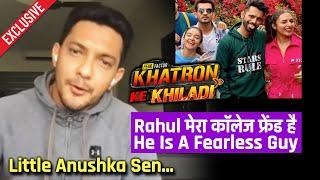 Aditya Narayan Ka Khatron Ke Khiladi 11 Par Reaction, Rahul Vaidya Mera Dost Hai | Exclusive