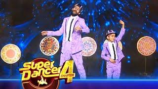 Super Dancer 4 | Super Guru Amardeep Aur Amit Ke Robotics Ne Laga Di Aag