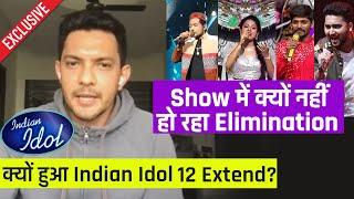 Show Me NO Elimination Aur Season Extend Hone Par Aditya Narayan Kya Bole? Indian Idol 12 Exclusive