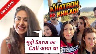 Khatron Ke Khiladi 11 Par Boli Avika Gor, Sana Ka Aaya Tha Muje Call... | Exclusive Interview