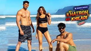 Cape Town Ke Beach Par Nikki Tamboli Ka BLACK BIKINI Avatar, Vishal Aur Varun Bane Desi Boys