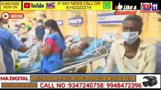 TELANGANA CM KCR SURPRISE VISITS GANDHI HOSPITAL  ALONG WITH MINISTERS AND OFFICIALS