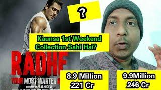 Radhe OTT Viewership Collection First Weekend? 8.9 Million Ya Fir 9.9 Million? Surya Reaction