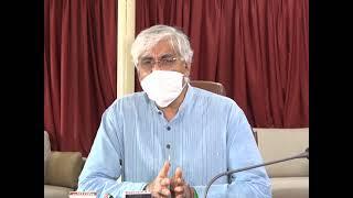 WHO ने छत्तीसगढ़ को भेजे ऑक्सीजन कंसंट्रेटर - TS सिंहदेव minister