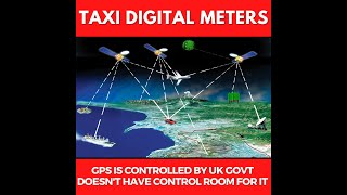 """Another Reson why #taxi owners don't want to install digital meters: """"GPS is controlled by UK"""""""