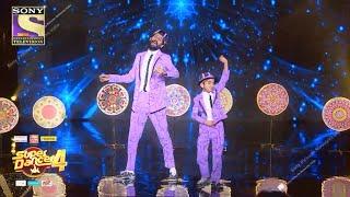 "Super Dancer 4 Promo   Amardeep And Amit's Stunning Performance On ""Dafli Wale Dafli Baja"""
