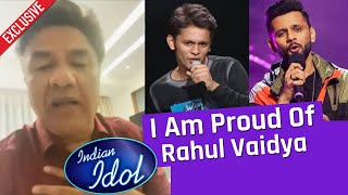 I Am Proud Of Him, Rahul Vaidya Ke Popularity Par Bole Anu Malik | Indian Idol 12