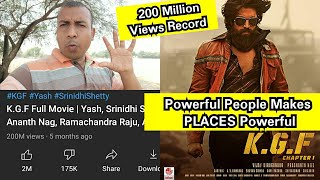 KGF Chapter 1 Bhojpuri Version Crosses 200 Million Views In Record Time Of 5 Months