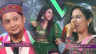 Dhak Dhak Karne Laga पर Sayli के Performance पर झूम उठी Arunita | Indian Idol 12
