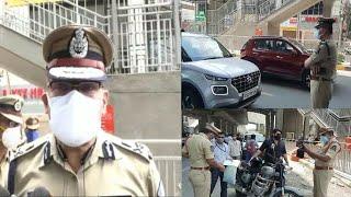 Lockdown Mein Nakli Pass Nikalne Walo Ko CP Anjani Kumar Ki Warning   Hyderabad  