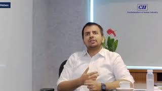 CII Global Unicorn Series I Bhavish Aggarwal I Founder, Ola Group