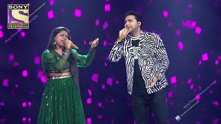"""""""Mujhe Neend Na Aaye"""" Par Danish Aur Arunita Ka Behtarin Performance   Indian Idol 12"""