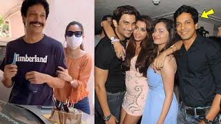 Sushant Singh Closest Frnd Mahesh Shetty Celebrates His Birthday With Ankita Lokhande and Vicky Jain