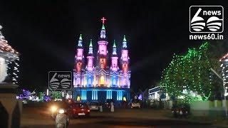 Thrissur church DJ:light & sound show