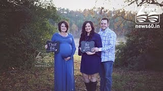 This woman's surrogate was her mother-in-law