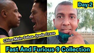 Fast And Furious 9 Box Office Collection Day 2 In International Market,China Mein Pagalpan Chaya Hai
