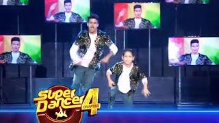 """Super Dancer 4 New Promo   Tushar Shetty Ke Sath Florina Ka """"Hai Huku Hai Huku"""" Par Performance"""