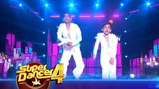 Super Dancer 4 New Promo | Sunil Shetty Ke Song Par Vartika Aur Sanchit Ka Jabardast Performance