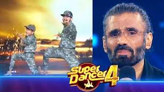 Super Dancer 4 New Promo | Subrahnil Aur Pruthviraj Ke Performance Ne Sunil Shetty Ko Rula Diya
