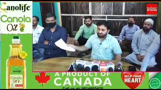 Congress Municipal Councilor along with other members joins J&K Apni Party in Doda's Thathri