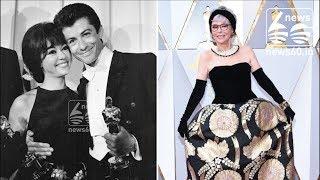Rita Moreno Re-Wore at the 2018 Oscars