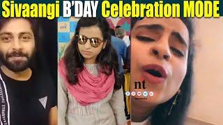 ????VIDEO: Sivaangi Birthday Special Wishes from Ashwineyyy! Sivaangi Birthday Celebration Mode |