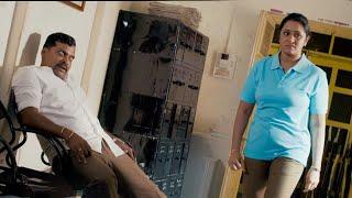 Shankara Latest Tamil Movie Scenes | John Vijay Teases Women Police Officer | Regina Cassandra