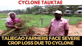 #CycloneTauktae | Taliegao Farmers face severe crop loss due to cyclone