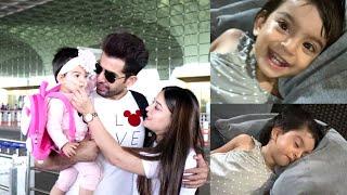 Jay Bhanushali & Mahhi Vij Daughter Tara Jay Bhanushali Cutest Video