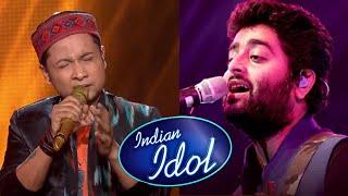 Pawandeep Rajan Denge Apne Idol Arijit Singh Ko Tribute | Indian Idol 12