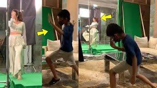 Shilpa Shetty Son Viaan Raj Kundra Dancing Just Like Mom Shilpa Shetty, copies her dance steps