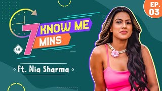 Nia Sharma on love life, marriage, all her favs, cheat meal   Know Me In 7 Mins