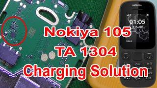 nokia 105 charging solution - nokiya TA-1304 charging solution - Nokiya 105 charging ways