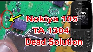 nokia 105 dead solution - Nokiya 105 TA 1304 dead solution - TA1304 Dead problem