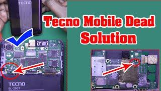 TECNO SPARK GO DEAD SOLUTION || Tecno KC1 Dead Problem || Spark Go KC1 Dead Solution