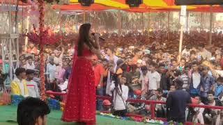 #Akshara Singh Live Show Nepal || Madhani Mahayagya-2077 || मधानी महायज्ञ || मौलापुर नेपाल