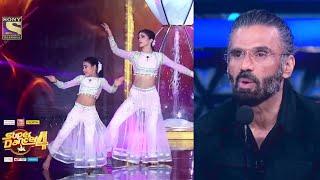 Super Dancer 4 Promo | Bhawna Aur Neerja Ka Outstanding Performance, Sunil Shetty Hue Khush