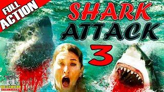 SHARK ATTACK 3 Blockbuster Hollywood Movie | Hindi Dubbed Action Movie | Full HD