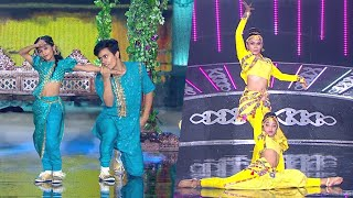 Super Dancer 4 Promo   Aryan Patra - Anshika Vs Shweta Warrier - Pratiti BIGGEST Battle