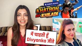 Khatron Ke Khiladi 11: Akanksha Puri Ne Divyanka Par Kahi Baat, Divyanka Tough Competition Degi
