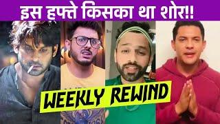 Weekly Rewind: Indian Idol 12 Controversies, Sidharth Shukla's New look, CarryMinati Vs Rahul Vaidya