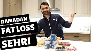 2020 Ramadan FAT LOSS SEHRI! (Hindi / Punjabi)
