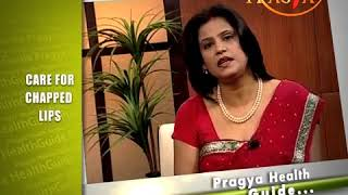 How to take care of chapped lips tips by naturopath Dr Payal Sinha