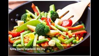 Healthy Recipe for stir fried vegetables बाजार जैसी  stir फ्राइड वेजटेबल्स कैसे बनाये