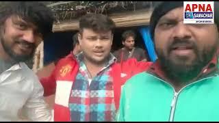 गायक Deepak Dildar की UPComing Movie 'नाच ना आवे आंगन टेढ़ा' के सेट से live विडीओ।