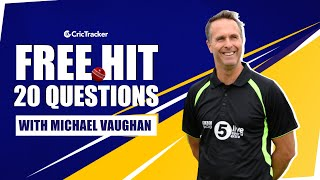 FAB 4 or FAB 5? For which team would you like to play in IPL? | Freehit With Michael Vaughan | Ep-11