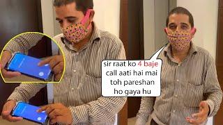 ????sonu sood ke is aadat se gusse mein hai unke Doodhwala guddu, Sir mai nahi jhel sakta itna pressure