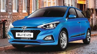 2018 Hyundai i20 Elite CVT launched – Price Rs 7 lakh