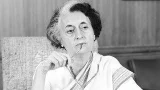 shivsena comments in favour of indhira gandhi in samna